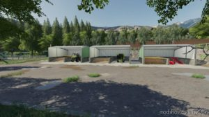 Storage Silo Set for Farming Simulator 2019