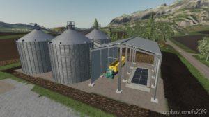 Large Silo Facility for Farming Simulator 2019