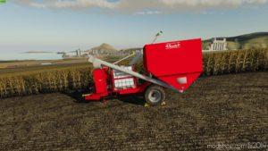 Stade ZW4010 CCM Mill for Farming Simulator 2019