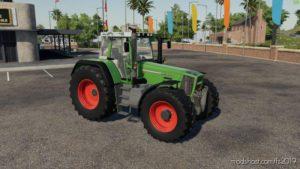 Fendt Favorit 800 Series for Farming Simulator 2019