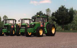 John Deere 6J FCS Edition for Farming Simulator 2019