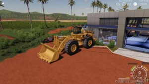 Cat 994F V0.1 for Farming Simulator 2019