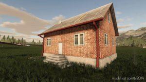 Domek Ceglany for Farming Simulator 2019