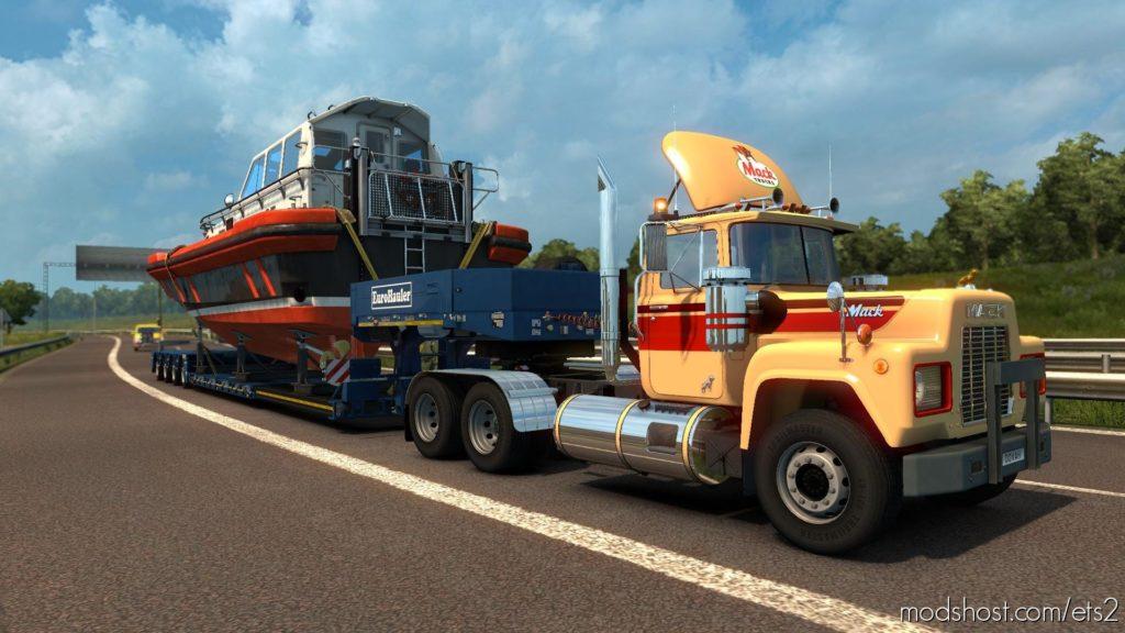 Mack R Series V1.5 1.36.X for Euro Truck Simulator 2