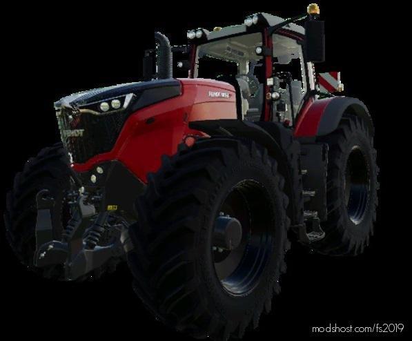 Fendt 1050 By Darkrazexyt for Farming Simulator 2019