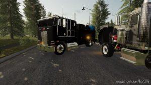 Peterbilt Service Truck for Farming Simulator 2019