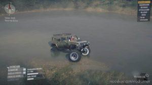 Jeep Wrangler Pack Mod for MudRunner