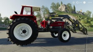 Steyr 760 Plus Basic Version V1.7.0 for Farming Simulator 2019