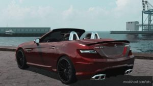 Mercedes Benz SLK 55 AMG ATS 1.35+ for American Truck Simulator