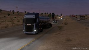 Scania Trucks V3.0 [1.36.X] for American Truck Simulator