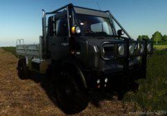 Mercedes-Benz Unimog U5023 V1.0.0.1 for Farming Simulator 2019