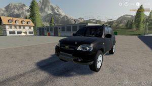 Niva Chevrolet for Farming Simulator 2019