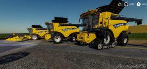 New Holland Cr10.90 American V1.1 for Farming Simulator 2019