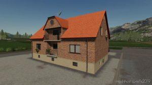 Brick House for Farming Simulator 2019