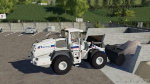 Liebherr 550 for Farming Simulator 2019