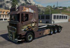 Scania Trucks V1.3 for Farming Simulator 2019