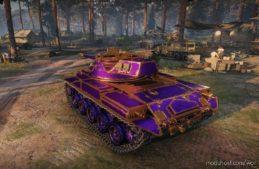 Type 64 Reskin [1.7.0.0] for World of Tanks