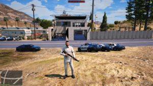 Police Center Harmony [Ymap/Fivem] for Grand Theft Auto V