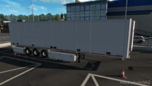 Schmitz Refrigerated Semi-Trailer Owned For 1.36 for Euro Truck Simulator 2