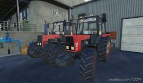 Mtz 892/82 for Farming Simulator 2019