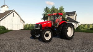 2010 Case IH Puma for Farming Simulator 2019