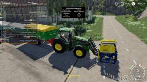 Tip Side Hud V 1.0.0.2 for Farming Simulator 2019