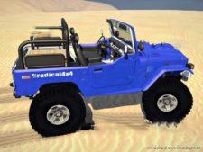 Toyota Fj40 for MudRunner