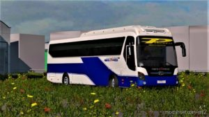 Hyundai Universe Express Noble 1.36.X for Euro Truck Simulator 2