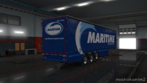 Maritime Transport Combo for Euro Truck Simulator 2
