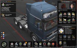 Profile Map Eaa Normal V5.2 1.36 for Euro Truck Simulator 2