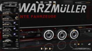 Iline In Wheel / Yanak Modu 1.36 – 1.35 – 1.34 for Euro Truck Simulator 2