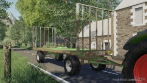 Joskin Wago 8M for Farming Simulator 2019