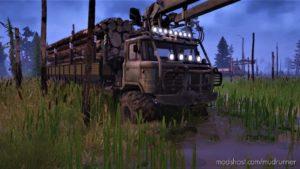 Gaz 66 Default Truck for MudRunner