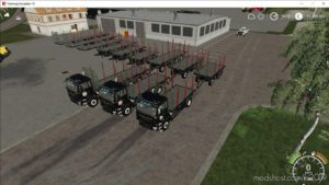 Atc Timber Transportation Pack for Farming Simulator 2019