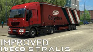 Improved Iveco Stralis V2.0 for Euro Truck Simulator 2