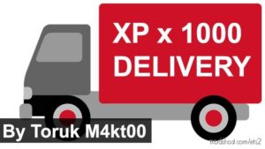Delivery X1000 for Euro Truck Simulator 2