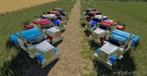 2007 Peterbilt 379 Legacy for Farming Simulator 2019