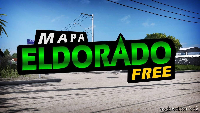 Eldorado Map Free V1.7.1 For 1.35 for Euro Truck Simulator 2