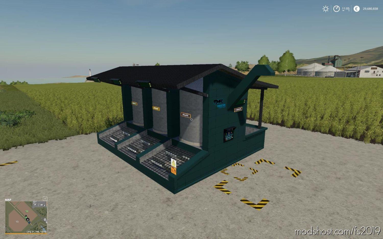 Tmr Station for Farming Simulator 2019