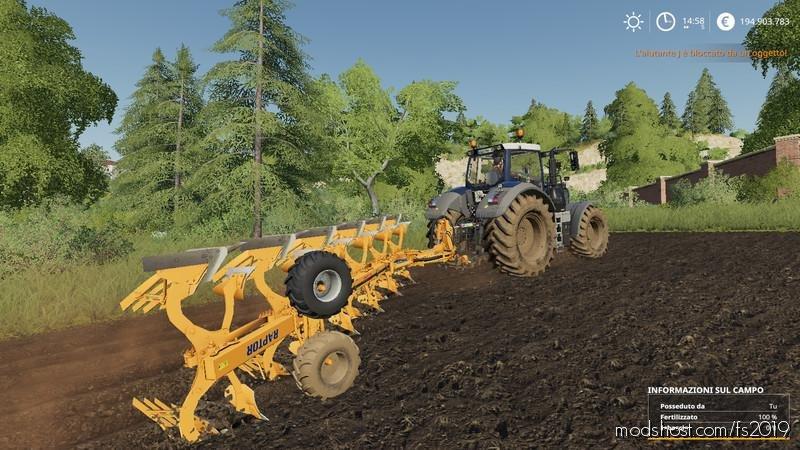Moro Raptor Exa, Trv, Qwv, Pnt Series for Farming Simulator 2019
