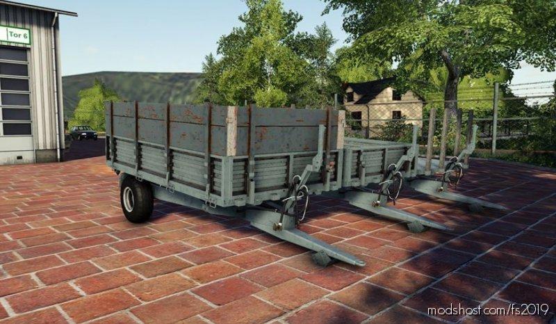 Imt 433.15 3/5T for Farming Simulator 2019