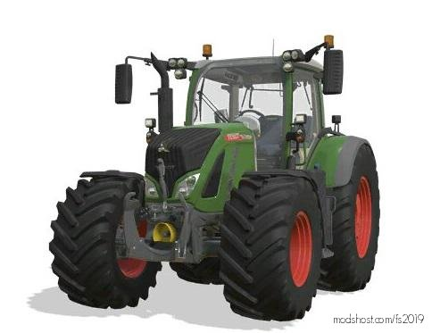 Fendt Vario 700 S5 for Farming Simulator 2019