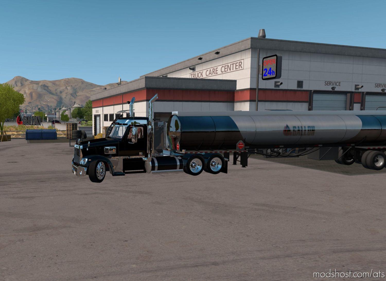 Freightliner Coronado Daycab [1.36] for American Truck Simulator