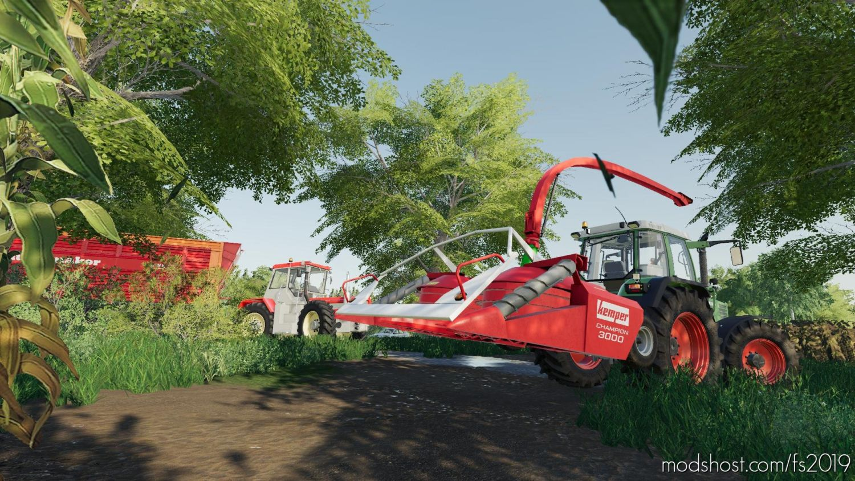Kemper Champion 3000 for Farming Simulator 2019