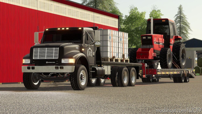 Exp19 International 4900 Pack for Farming Simulator 2019