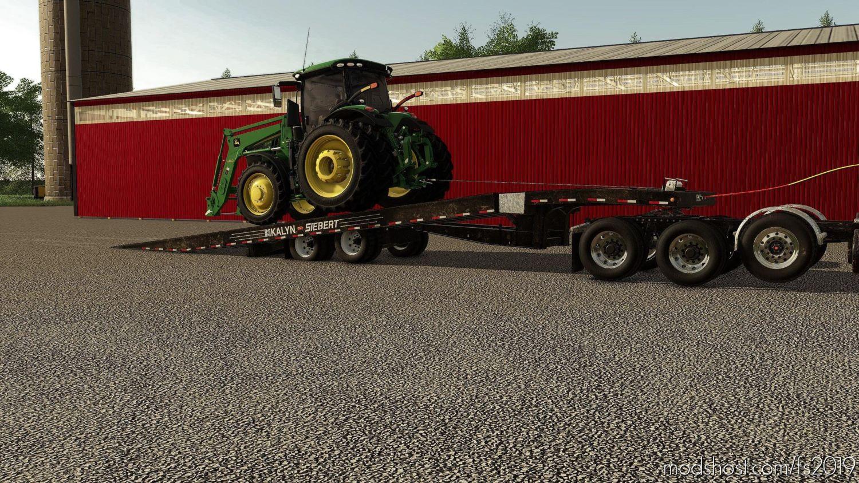 Exp19 Kaylnsiebert48Ft Tiltdeck for Farming Simulator 2019