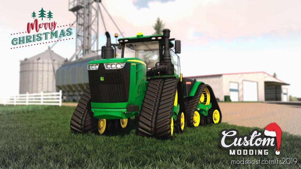 2019 John Deere 9Rx North American And Europe for Farming Simulator 2019