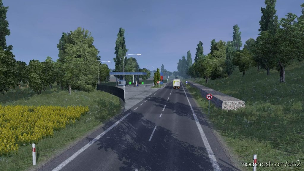 Baltic Style V3.3.1 for Euro Truck Simulator 2