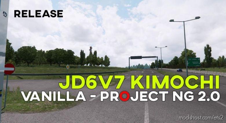 Reshade V7 Aka Kimochi – Vanilla & Project Ng V2.0 for Euro Truck Simulator 2