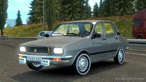 Renault 12 / Toros – Dacia 1310 V1R20 1.36.X for Euro Truck Simulator 2